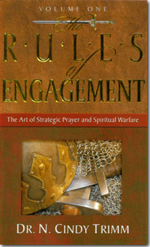 The Rules of Engagement - Vol. 1: The Art of Strategic Prayer and Spiritual Warfare